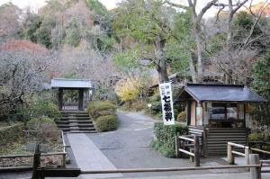 浄智寺まで来ました