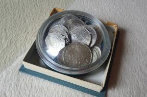 預かっていたコイン