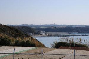 南には和田海水浴場