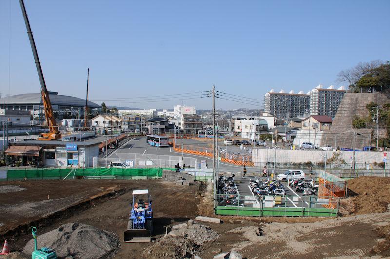金沢八景駅東口周辺開発