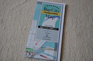 横浜ベイシティ交通マップ