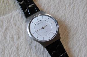 SKAGENの腕時計は