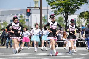 みなと総合高等学校チアダンス部