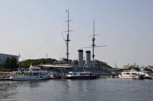 トライアングルの船舶