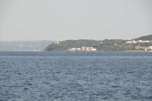 観音崎の「東京湾海上交通センター」