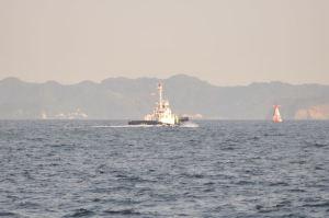 水先案内のタグボート