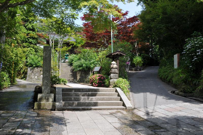 鎌倉扇ガ谷・海蔵寺