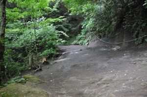 鎌倉扇ガ谷・切り通し