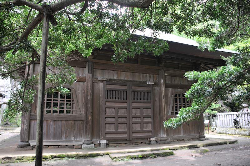 仏殿(阿弥陀堂)