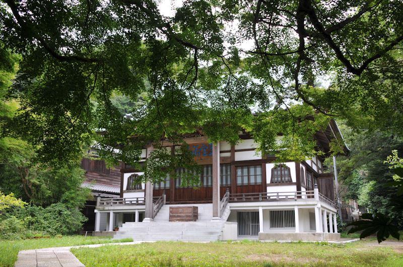 妙傳寺は東京都文京区白山にあった寺