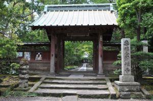 鎌倉・扇ガ谷「寿福寺」