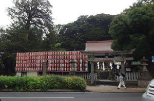 瀬戸神社・茅の輪神事