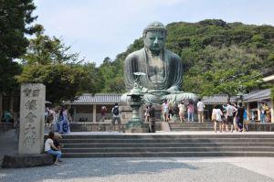 鎌倉・長谷の大仏