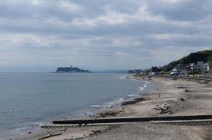 8月の海・鎌倉