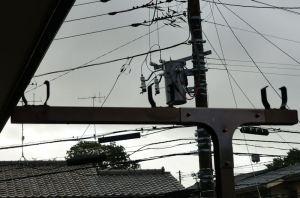 台風18号警戒
