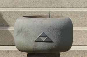 北条氏の家紋「三つ鱗」