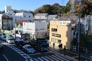 八景駅前コーヒーショップ
