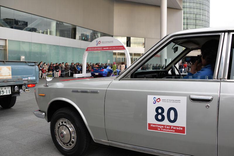 初代ローレル(C30型)