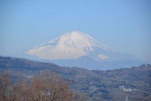 丸い山は「矢倉岳」
