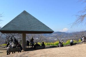 吾妻山公園の南側