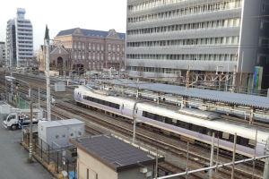 JR甲府駅