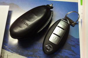 車リモコンキィー電池交換