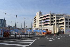 金沢八景駅周辺開発進捗
