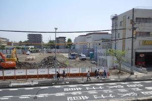 区役所新総合庁舎建設用地
