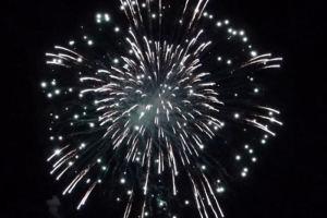 海の公園花火大会動画