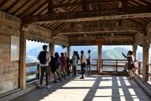 山寺最大の見所「五大堂」