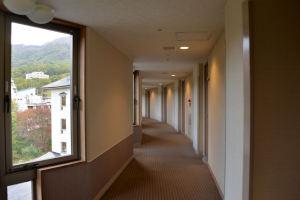 ホテル内フロアー