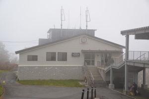 樹氷高原駅舎