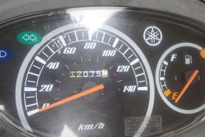 走行距離12075Km
