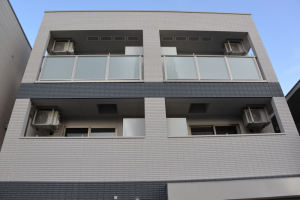 3階建ての賃貸マンション