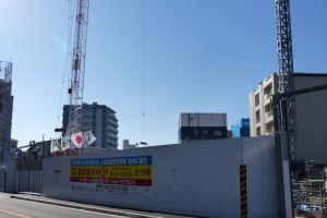マンション建設工事