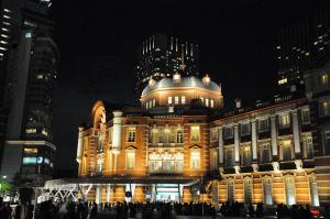 東京駅開業100周年の日に