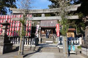 瀬戸神社入口鳥居
