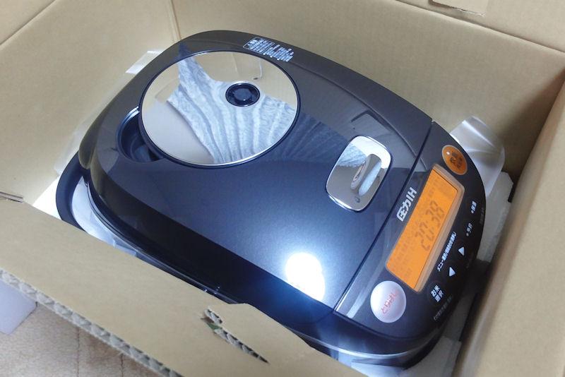 圧力IH炊飯器 5.5合炊き