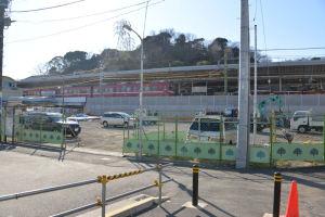 京急駅舎も変わります