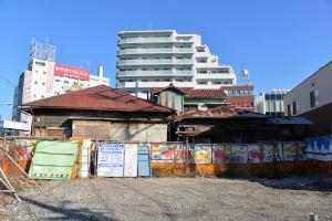 4街区エリアの建物
