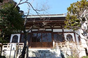東光禅寺本殿