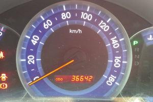 カルディナ走行距離36600Km