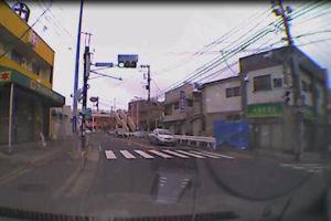 16号線富岡駅入口交差点