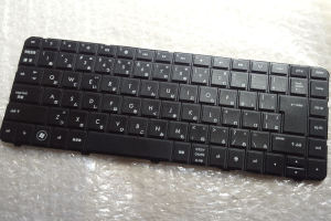 HPノートPC、キーボード届き交換
