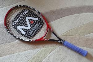 テニスを始めようとしています