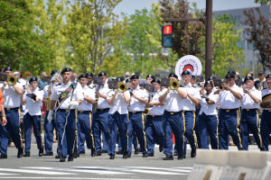 在日米国陸軍軍楽隊
