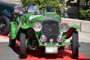 1935 BENTLEY 3.5L ROADSTER