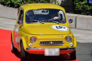 1969 FIAT 500 FRANCIS LOMBARDI
