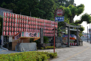八景駅前進捗、大きな変化はなく
