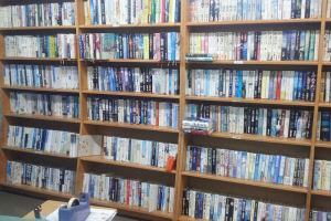 コミュニティ図書整理